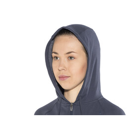 Craghoppers NosiLife Sydney Hooded Top Women Soft Navy